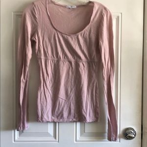Women's Standard JamesPerse size 2 longsleeve top